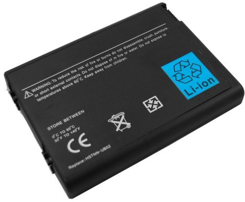 9eb0c7d7f09c 6600 mAh] Hi-Capacity Li-ion Battery For HP Compaq Presario R3000 ...
