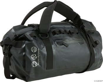 Pacific Outdoor Equipment Expedition Dry Duffle (Black, 28′ x 14 x 28.5- Inch ) reviews