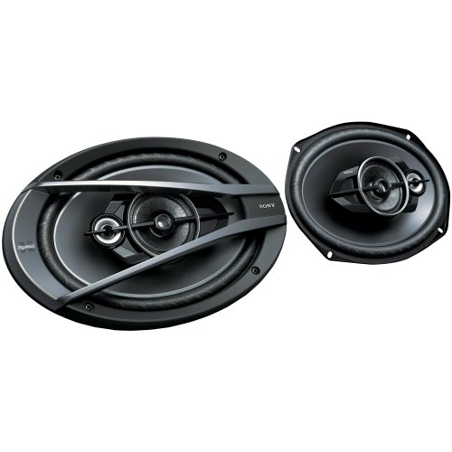 Sony Xsgtx6932 6 X 9-Inch 3-Way Speakers