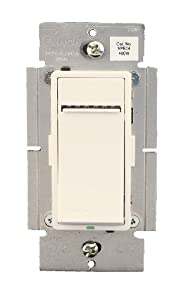 leviton vpe04 1lz vizia digital 400w electronic low voltage dimmer single pole and 3 way or. Black Bedroom Furniture Sets. Home Design Ideas