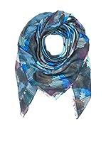 Marc by Marc Jacobs Fular Paint Palette (Azul / Berenjena / Turquesa)