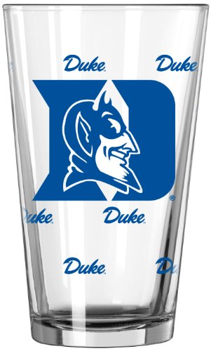 NCAA Duke Blue Devils Officially Licensed 16 Ounce Color Changing Pint Glass at Amazon.com
