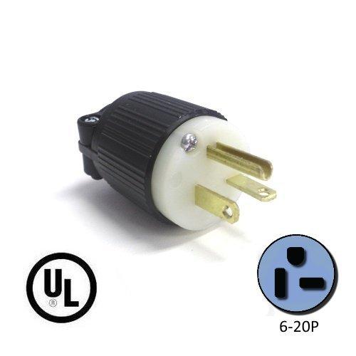 20a 250v Plug 250v Power Cord Plug