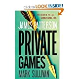 img - for Private Games LARGE PRINT BOOKCLUB EDITION book / textbook / text book