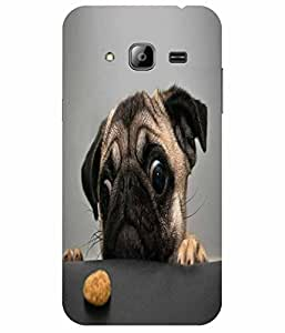 Snazzy Printed Back Cover for Samsung Galaxy J3