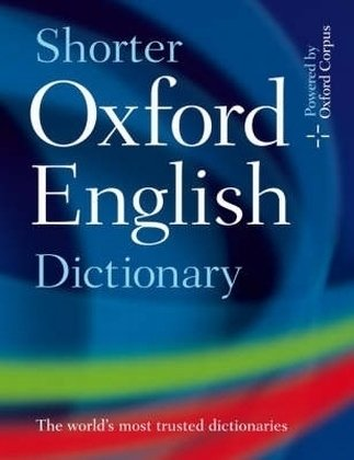 كتاب Shorter Oxford English Dictionary, Fifth Edition - الكاتب: MILAN