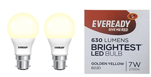 Eveready-7W-630L-Golden-Yellow-LED-Bulb-(Pack-of-2)