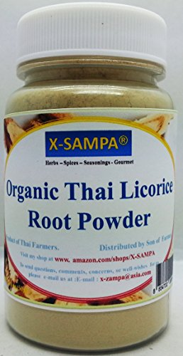 Your Kitchen Organic Thai Licorice Root Powder (1.8 Ounce)