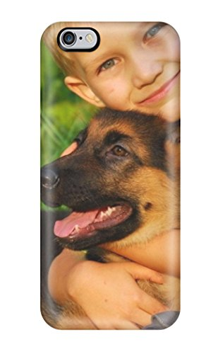 Waterdrop Snap-On Cute Puppy Dog Animal S Case For Iphone 6 Plus