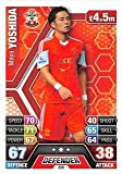 Match Attax 2013/2014 - Southampton F.C- #238 Maya Yoshida Base Card