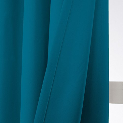 H Versailtex Highest Level And Extra Wide Blackout Curtain Drapes Thermal Top 96 Ebay