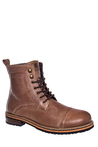 Men's Roger Cap Toe Lace-Up Boot
