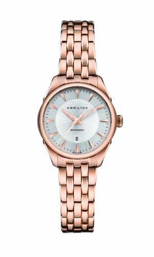 Hamilton H42245151 - Reloj para mujeres, correa de acero