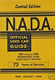NADA Used Car Guide - Central Edition - August, 2006