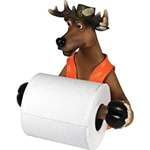 Rivers Edge Products Cute Deer Toilet Paper Holder. Precio: $17.82