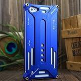 ◆ガンダムを意識したモビルアーマーデザイン♪/iphone5/アイフォン5/専用ケースカバー/6color (blue)