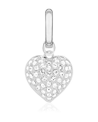 Swarovski Charm 2 In 1 Heart kristall