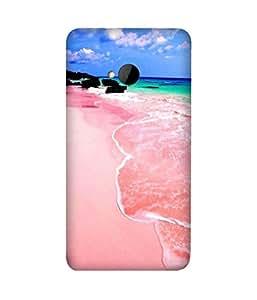 Pink Lake HTC One M7 Case
