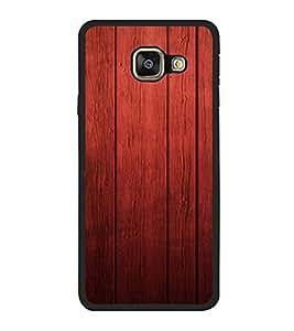 PrintVisa Back Cover (Red)