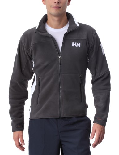 Helly Hansen Mens Hydropower Fleece Ebony Small