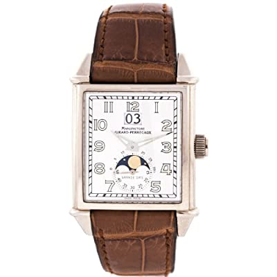 Girard Perregaux GP2580053 Automatic 18K White Gold Mens Watch by Girard Perregaux