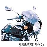 Nプロジェクト(エヌプロジェクト) ビキニカウル BLUSTERII イナズマ400/インパルス エアロスクリーン(スモーク) パールノベルティブラック 91133