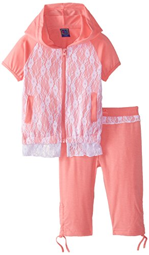 Ok Kids! Baby Girls' Mia Capri Set