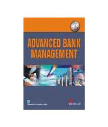 Advanced Bank Management Paperback