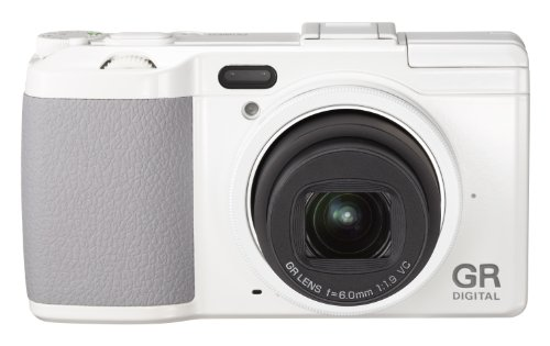 Find a Ricoh GR DIGITAL IV US 10 MP Digital Camera with 1x Optical Zoom and 3-Inch LCD screen (White)