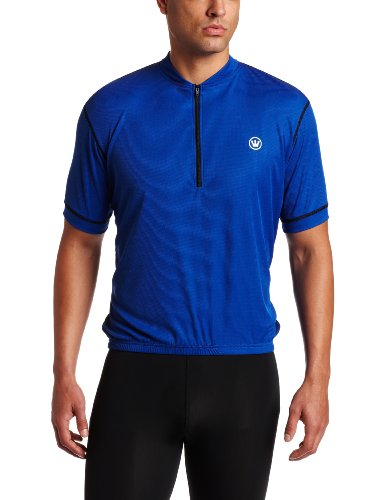 Canari Cyclewear Men's P2 Short Sleeve Cycling Jersey
