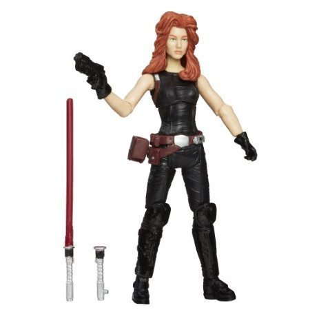 Star Wars The Black Series Mara Jade Figure 3.75 inches (Mara Jade Figure compare prices)