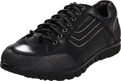 Dr. Scholl's Men's Newcomb Lace-Up,Black,8.5 M US