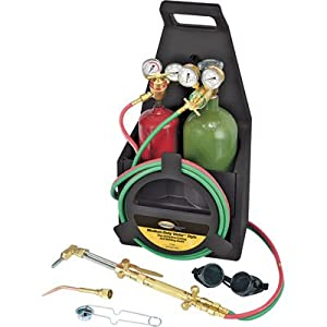 Northern Industrial Welders Victor-Style Torch Kit with Tote by Northern Industrial Welders