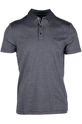 Michael Kors polo t-shirt maglia maniche corte uomo nero EU S (UK 36) CS65FGV1ZT 001