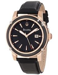 Bulova Men's 98B161 Strap Watch