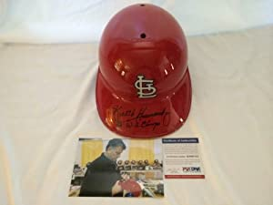 KEITH HERNANDEZ AUTOGRAPHED HAND SIGNED ST LOUIS CARDINALS FULL SIZE RAWLINGS... by Dual Play Enterprises
