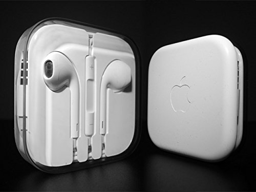 Apple Earpods With Remote And Mic Pack Of 2 - Non-Retail Packaging (White2Pack)