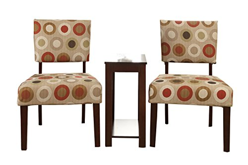 Tremendous Affordable Poundex Bobkona Preston 3 Piece Accent Chairs And Caraccident5 Cool Chair Designs And Ideas Caraccident5Info
