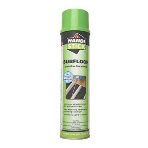 FOMO P10130 24 oz. Handi-Stick Adhesive Subfloor Gun Foam