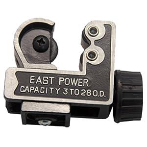Lasco 13-2955 Metal Large Mini Tubing Cutter, 1/8 to 1-1/8-Inch Capacity