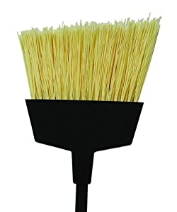 O-Cedar Commercial Maxi Clean Large Angle Broom, Metal Handle