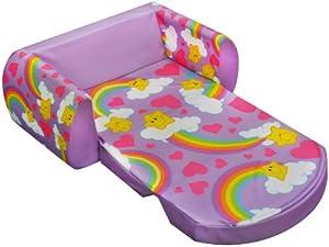American Greetings Kids Flip Sofa, Care Bears Rainbows by American Greetings