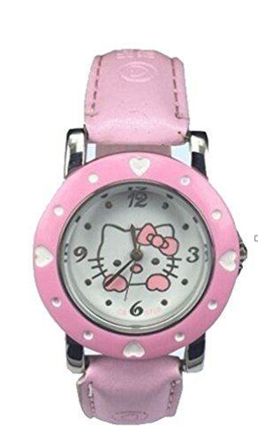 Hello-Kitty-3D-Heart-Water-resistant-Watch-HKW37