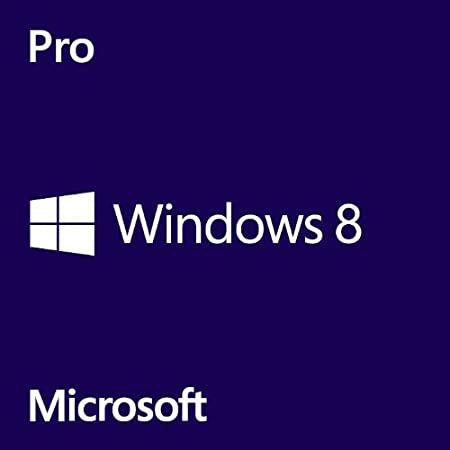Windows 8 Professional System Builder DVD  64-Bit