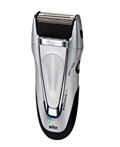 BRAUN TR1 CONTROL TRIPLE HEAD SHAVING SYSTEM MODEL 4775