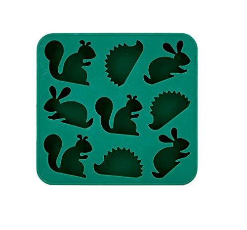Animal Ice Trays - Woodlands Animals