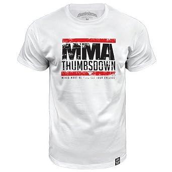 Mixed Martial Arts Proud & Glory, Thumbsdown T-shirt, MMA (size Large)
