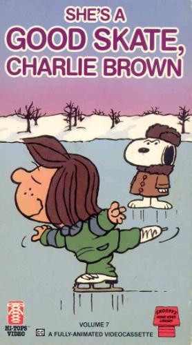 Amazon.com: She's a Good Skate, Charlie Brown Vol. 7: Phil Roman