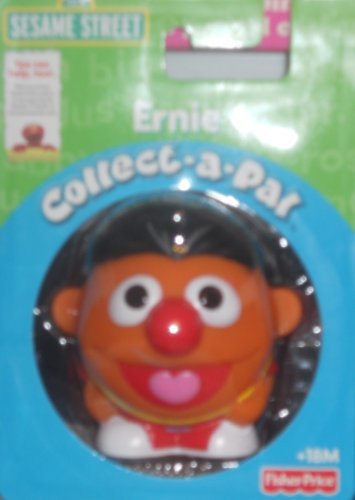 Fisher-Price Collect-a-Pal Sesame Street Ernie Figure