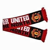 Manchester United FC Official Scarf - Pride Of the North